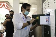 Kementerian ESDM Kejar Target Pembangunan Stasiun Penukaran Baterai