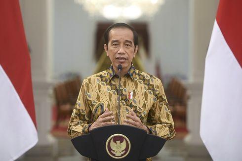 Pesan Jokowi ke Semua Rektor di Indonesia