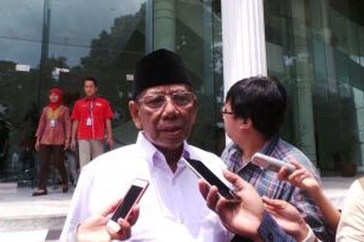 Anggota Dewan Pertimbangan Presiden Hasyim Muzadi