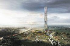 Gedung Tertinggi Eropa Barat Dibangun di Kota Berpenduduk 7.000 Orang