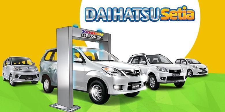 Daihatsu Setia.