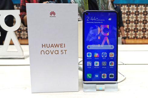 Spesifikasi Lengkap dan Harga Huawei Nova 5T di Indonesia