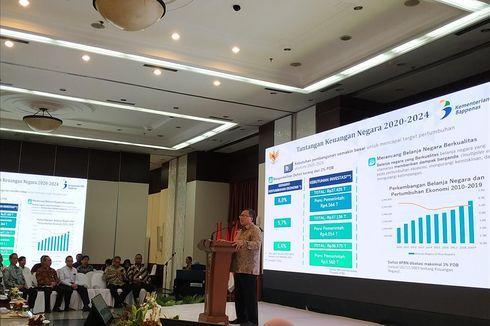 Ibu Kota Pindah, Pendanaan Pembangunan Infrastruktur Andalkan KPBU
