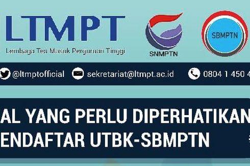 Calon Mahasiswa, Ini Jadwal Baru UTBK-SBMPTN 2020