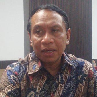 Ketua DPP Partai Golkar Zainudin Amali