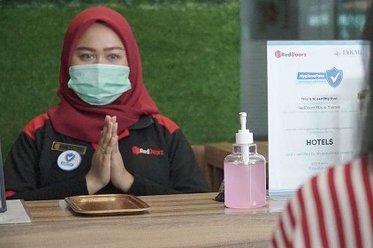 Hygiene Pass RedDoorz.
