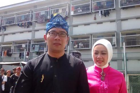 Ridwan Kamil Siapkan Kubus Batu untuk Duduk-duduk di Trotoar