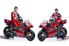 Resmi, Ducati Luncurkan Desmosedici GP20