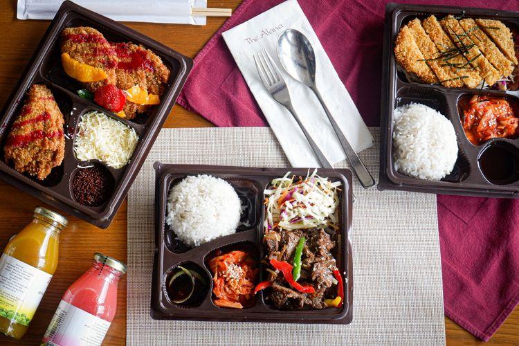 Makanan pesan antar dari The Alana Hotel & Conference Center - Sentul City.