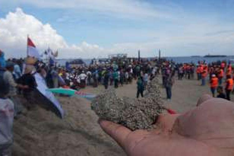 Ptun Menangkan Gugatan Nelayan Soal Reklamasi Pulau G