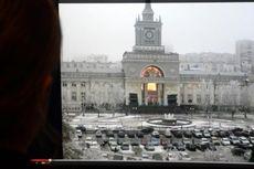 Bom Bunuh Diri di Stasiun Rusia Tewaskan 16 Orang