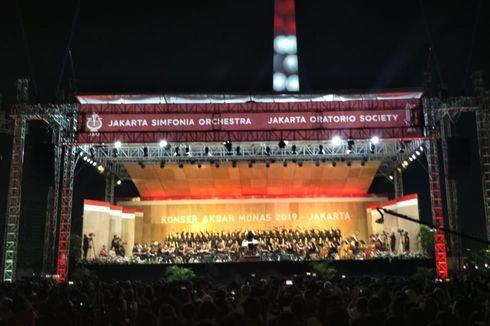 Anies Ingin Konser Musik Klasik Digelar Berkali-kali di Monas