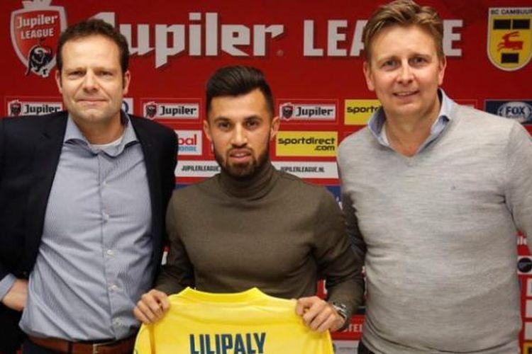 Stefano Lilipaly (27) resmi memperkuat SC Cambuur pada musim depan.