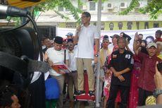 Sandiaga Targetkan 10.000 Peserta OK-OCE pada Hari Pencoblosan