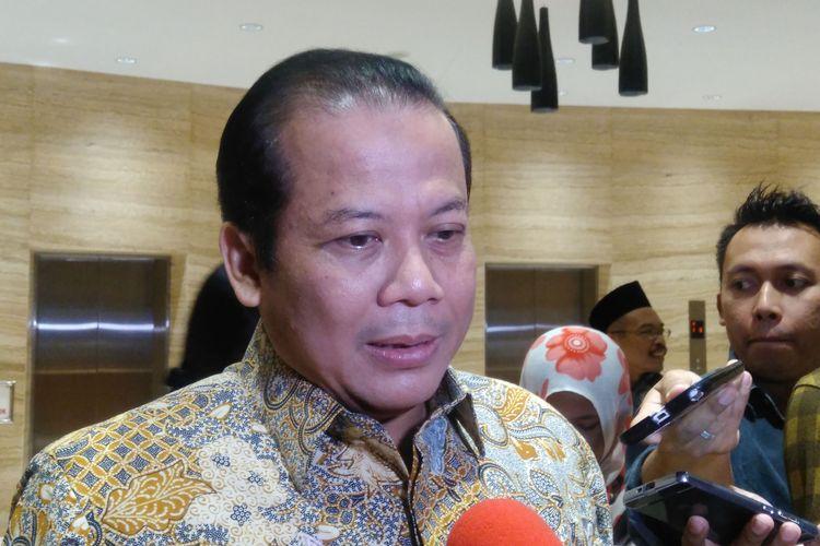 Wakil Ketua DPR-RI Taufik Kurniawan di Jakarta, Senin (12/6/2017).