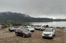 20 Tahun di Indonesia, Populasi Honda CR-V Lebih dari 200.000 Unit
