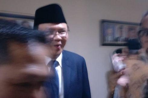 Ahok Hadiri Pelantikan DPRD DKI Periode 2019-2024