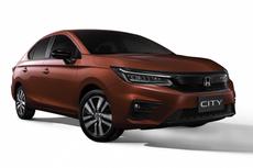 Honda Belum Pastikan Bawa City Baru