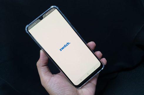 Switch, Operator Seluler Digital dari Smartfren Meluncur