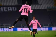 Juventus Vs Barcelona, Blaugrana Pecah Telur di Turin