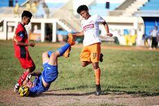 Adu Taktik Para Pelatih di Liga Kompas Kacang Garuda U-14