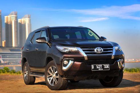 Diskon SUV Toyota, Fortuner Tembus Rp 30 Juta