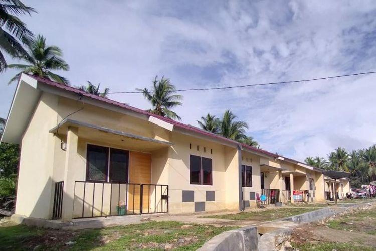 Pemerintah membangun 30 unit rumah khusus (rusus) untuk nelayan di Provinsi Sulawesi Tenggara.