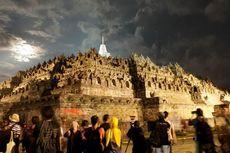 Gara-gara Corona, Kunjungan Turis Asing di Taman Wisata Candi Menurun