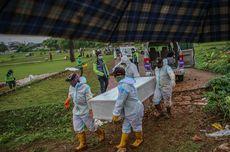 Angka Kematian Tinggi, Petak Makam Pasien Covid-19 di DKI Dipersempit