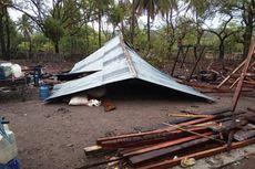 9 Rumah dan Satu Gedung Sekolah Ambruk Diterjang Puting Beliung