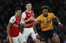 Wolves Vs Arsenal, Meriam London Dekati Zona Liga Europa