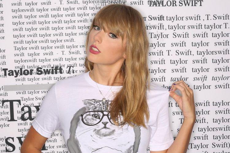 Taylor Swift, penyanyi asal Amerika serikat.