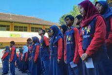 Siswa SMP Negeri 1 Turi Deklarasi