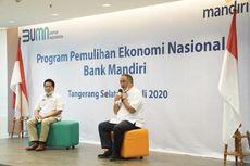 Bank Mandiri Fokus Optimalkan Dana PEN untuk Menstimulasi Ekonomi Nasional