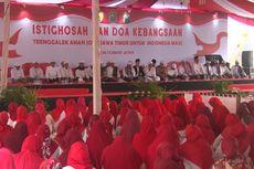 Ratusan Warga Doa Bersama Jelang Pelantikan Jokowi-Ma'ruf