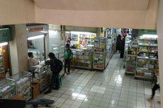 Meski Berstatus Ilegal, Apotek di Pasar Pramuka Tetap Beroperasi