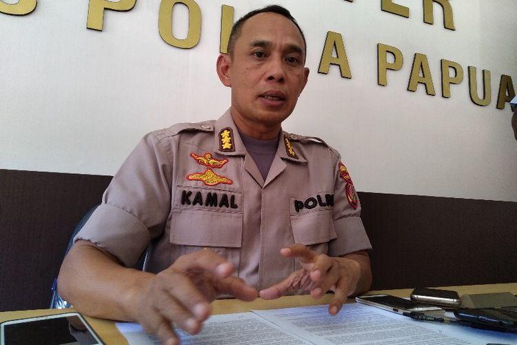 Kabid Humas Polda Papua, Kombes Pol. AM Kamal