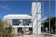 Gunakan Fasad Lama, Bangunan Ini Direkonstruksi Lebih Kontemporer