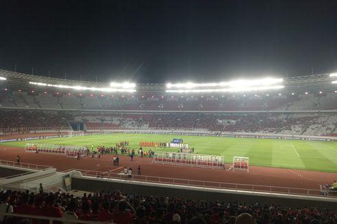 Timnas U-19 Indonesia Vs Korea Utara, Garuda Muda Tertinggal pada Babak 1