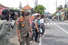 PPKM di Bali, Warga yang Tak Pakai Masker Berdalih Lupa, Pelanggar di Badung Mayoritas WNA