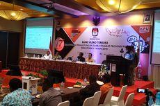 Rekapitulasi KPU: Jokowi-Amin Menang 100 Persen di Empat Kabupaten di Papua