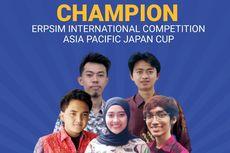 Raih Nilai Tertinggi, Mahasiswa UII Juara 1 ERPsim