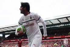 Liverpool Legend Vs AC Milan Glorie, Kaka Bahagia Bisa Reuni