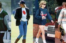 5 Gaya Fesyen Putri Diana yang Tak Lekang oleh Waktu, Cocok untuk Pria