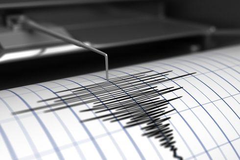 Sabtu Malam, Gempa Magnitudo 5,1 Guncang Bantul dan Maluku Tengah