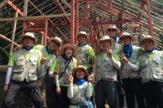 Relawan Korea Rambah Desa Miskin Pinggiran Jakarta