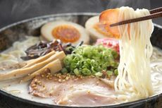 Cari Makanan Halal di Jepang, Ini Kuncinya...