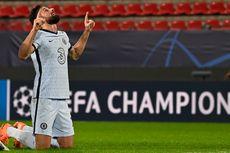 Rennes Vs Chelsea, Gol Giroud Antar The Blues ke 16 Besar Liga Champions