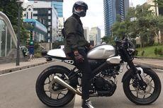 Aksesori Resmi Yamaha XSR 155 Makin Dilirik
