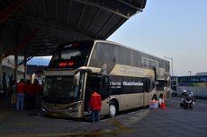 Mudik Dilarang, Penumpang Bus di Terminal Pulogebang Langsung Anjlok
